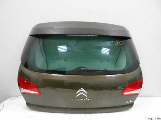 Б/у в сборе голая крышка багажника Citroen C4 2005-2013