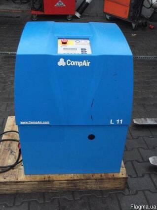 Б/у винтовой компрессор CompAir L11 (1,68м3/мин)