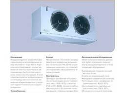 Б/у воздухоохладитель BL77 фирмы ALFA LAVAL (Италия)