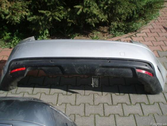 Б/у задний бампер Citroen C5 III 2008-2013