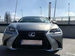 Б/у запчасти Lexus GS разборка шрот Лексус