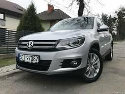 Б/у запчасти на Volkswagen Tiguan Бампер фара капот