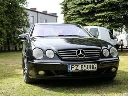 Б/у запчастини Mercedes-Benz W215 нові деталі Мерседес 215