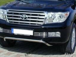 Б/у запчастини Toyota Land Cruiser бампер фара Ленд крузер