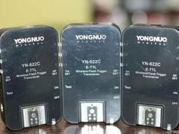 Б.У. Yongnuo радиосинхронизатор YN-622C