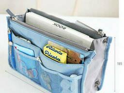 Bag in Bag - органайзер в сумку. Голубой