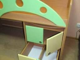 Багатофункційне ліжко для малюків - фото 5