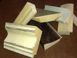 Багет для рамы деревянный