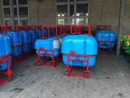 Бак (емкость) для навесных опрыскивателей Wirax