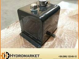 Бак гидравлический закабинный 64 л железный (40х40х40)