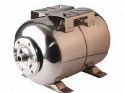 Бак Гидроаккумулятор нержавеющий 50л ( 24 80 100 )