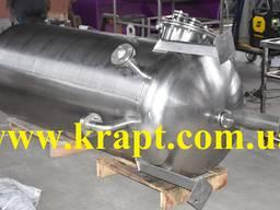 Бак из нержавеющей стали для систем отопления