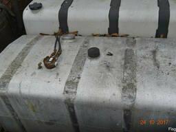 Бак топливный стальной 600 литров