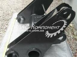 Балансир опрокидывающего механизма 1но штоковый КрАЗ - фото 3