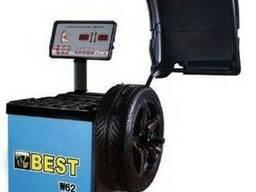 Балансировочный станок Best W62, 65 кг, полуавтоматический