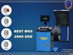 Балансировочный станок Best W65 (Bright) стенд