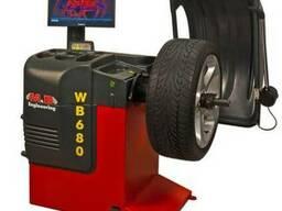 Балансировочный станок M&B Engineering WB 680P