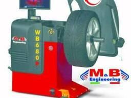 Балансировочный стенд полный автомат M&B (Италия)