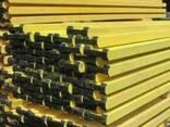 Балка деревянная строительная двутавровая - фото 1