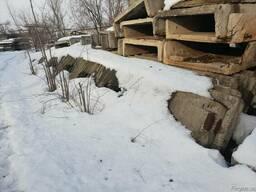 Балка двускатная ( ферма ) 12м б. у.