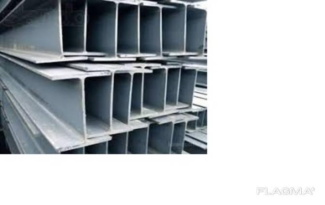 Балка двутавровая, 16, двутавр стальной, купить, цена, порезка, доставка,