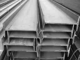 Балка стальная двутавровая двутавр 24 М (длина 4, 5 м)
