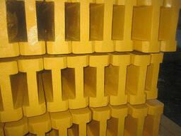 Балка строительная двутавровая эко с наконечниками