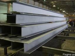 Балка стальная двутавровая 3ПС гост хорошая цена купить