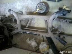 Балка задняя Mitsubishi Lancer X