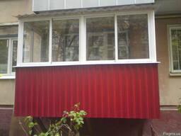 Балкон если Строить, то Как