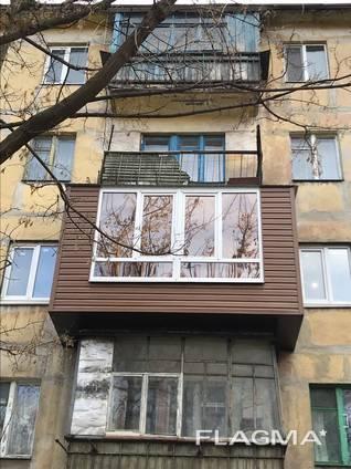 Балкон под ключ !! Расширение , Утепление . Обшивка Лоджии Балконов !