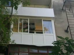 Балкон-роздвижка