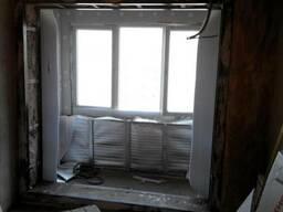 Выход на Балкон Проём/Подоконный Блок