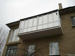 Балконы и изготовление решеток под ключ в Северодонецке