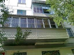 """Балконы лоджии """"Под Ключ """"г.Северодонецк,Лисичанск,Рубежное"""