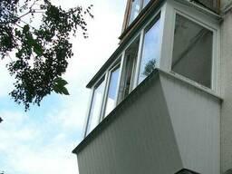 Балконы под ключ Шкаф-тумба в подарок!