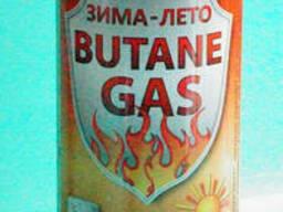 Баллон газовый 220 гр пропан/бутан (всесезонный)