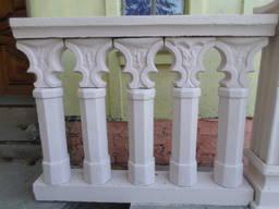 Балясина №4, бетонна d160*h800