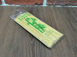 Бамбуковые палочка для шашлыка 200шт 20см 2.5mm