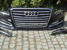 Бампер AUDI A8 D4 S8 4H