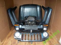 Бампер капот крыло дверь ляда Jeep Grand Cherokee Wrangler
