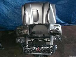 Бампер капот крыло дверь Mitsubishi Galant L200 Lancer