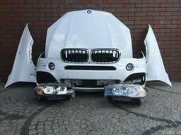 Авторазборка BMW БМВ X5 F15 запчасти б/у шрот