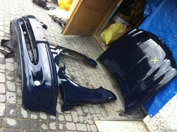 Бампер Крыло Капот Фары Телевизор Jaguar X-Type 03-08