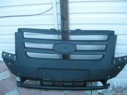 Бампер на ford transit 2003-06, форд транзит бампер