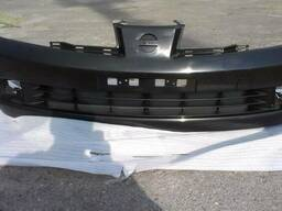 Бампер Nissan Tiida передний бампер Тиида