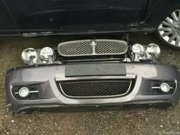 Бампер передний Б/У Jaguar XJ X358 2007-2009 3.0 3.5 4.2 2.