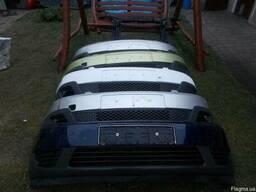 Бампер передний на Ford Fiesta MK6 02-08