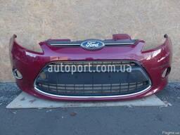 Бампер передний Ford Fiesta MK7 VII 2013 – ГОД