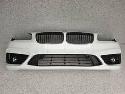 Бампер передний комплектный 6XPDC BMW 2 F45, F46